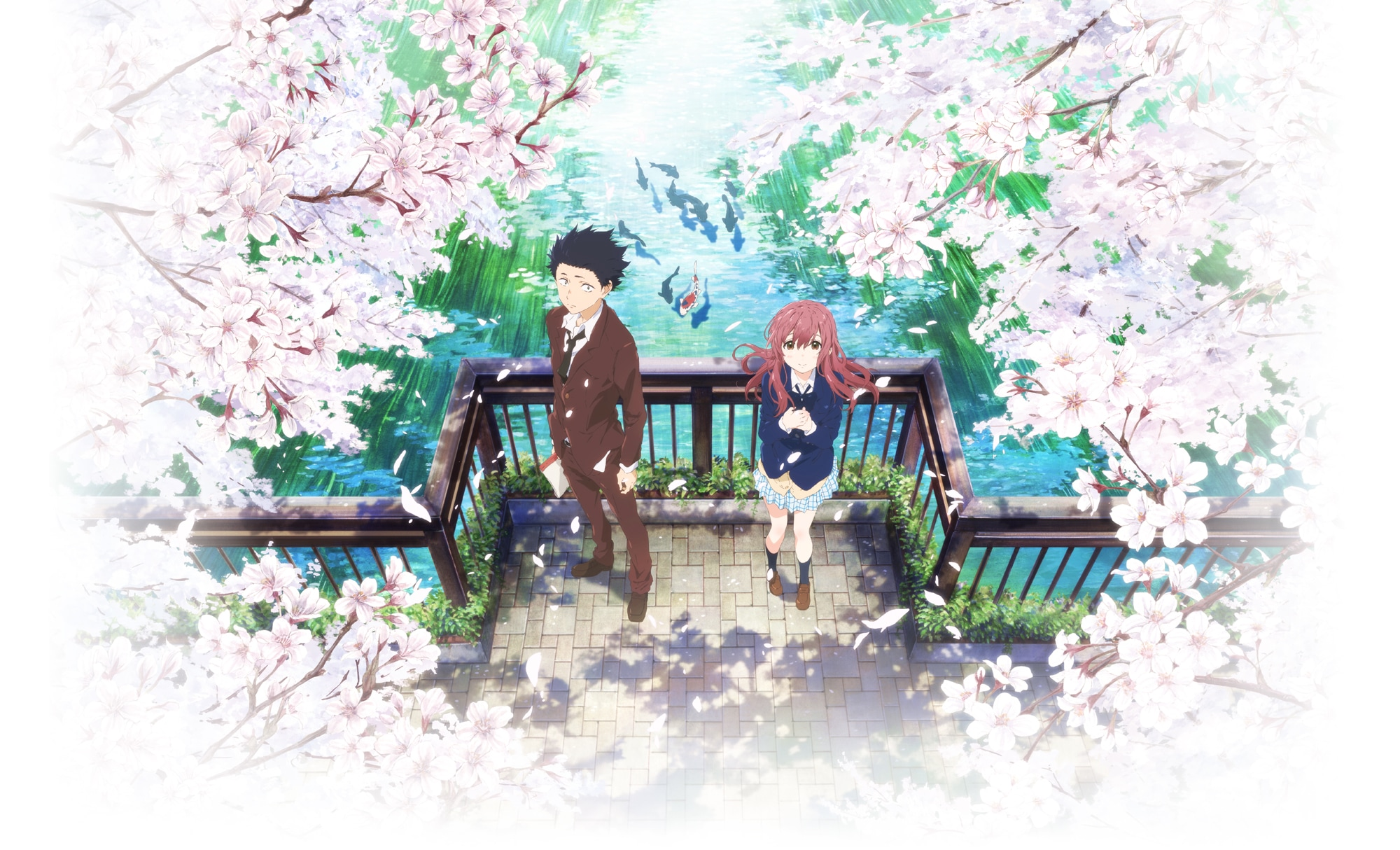 Resultado de imagem para Koe no Katachi Naoko Yamada