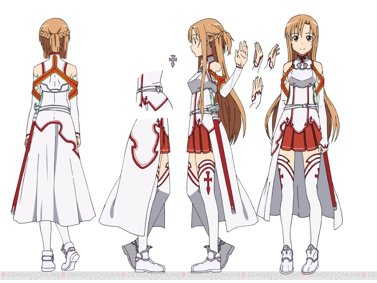 Sword Art Online Chief Animation Directors Interview Shingo Adachi Tetsuya Kawakami Sakuga Blog