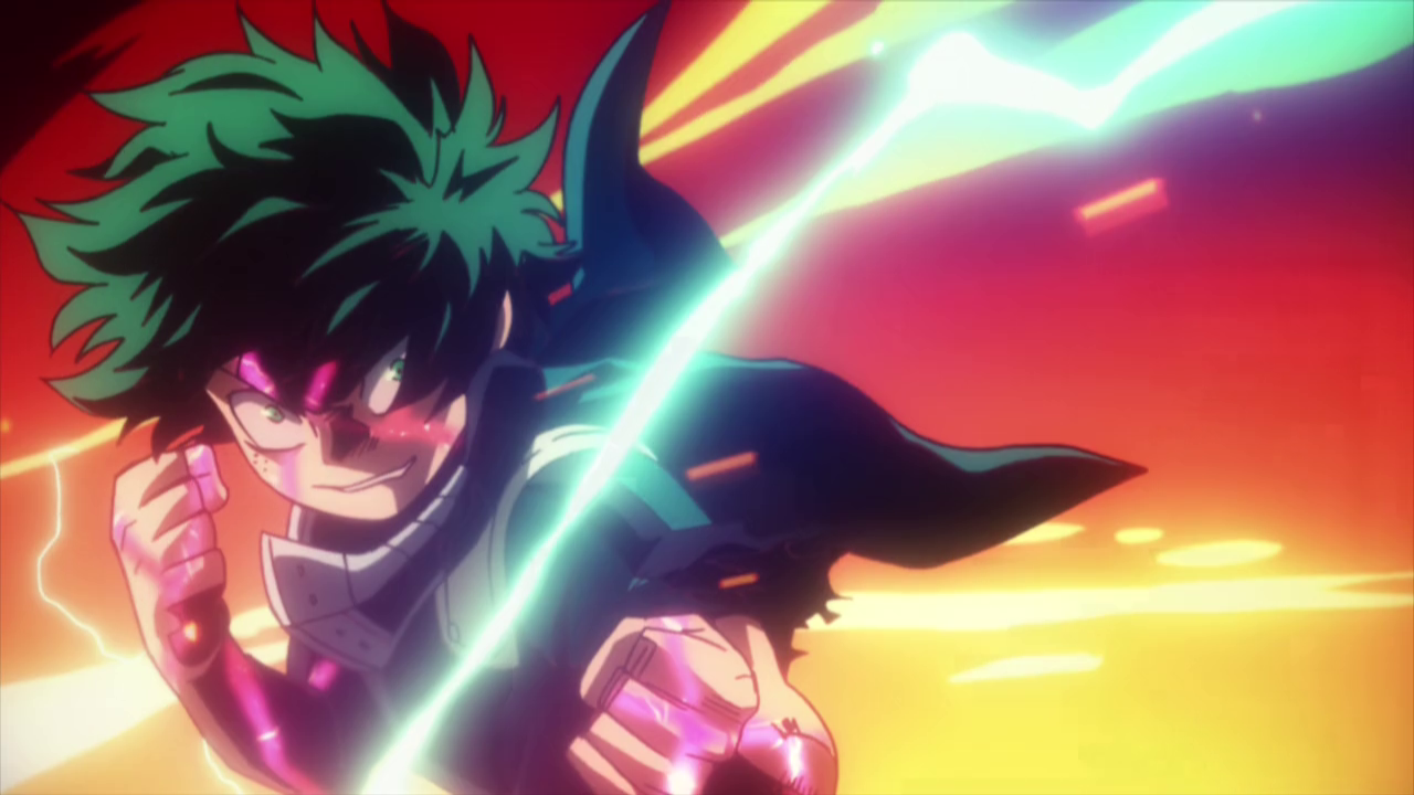My Hero Academia Season 3 Episode 14