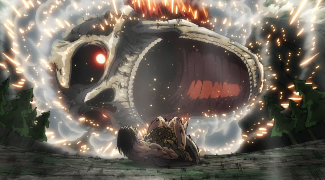 Attack On Titan Season 2 Production Notes 7 9 Sakuga Blog