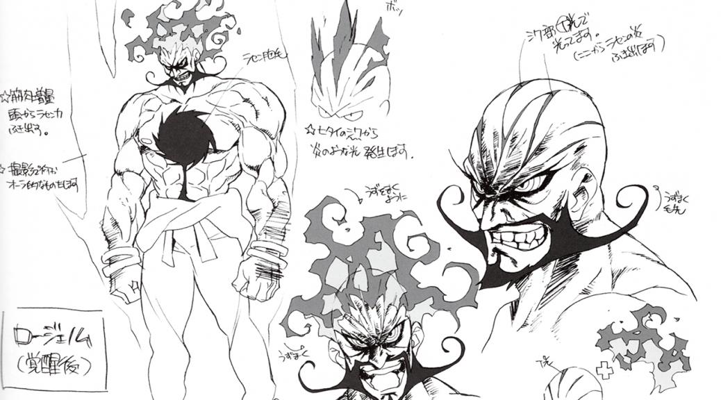 The Pre Production Of Anime 3 Design Work Sakuga Blog