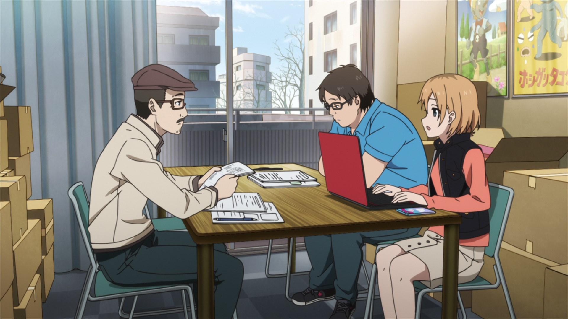 The Pre Production Of Anime 2 Scripting Sakuga Blog