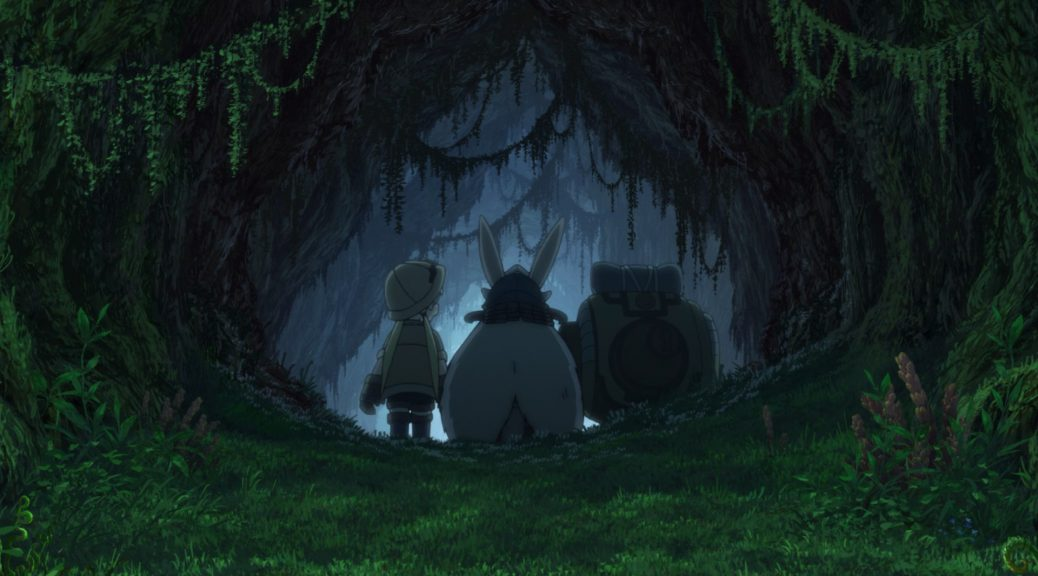 Image result for made in abyss sakuga