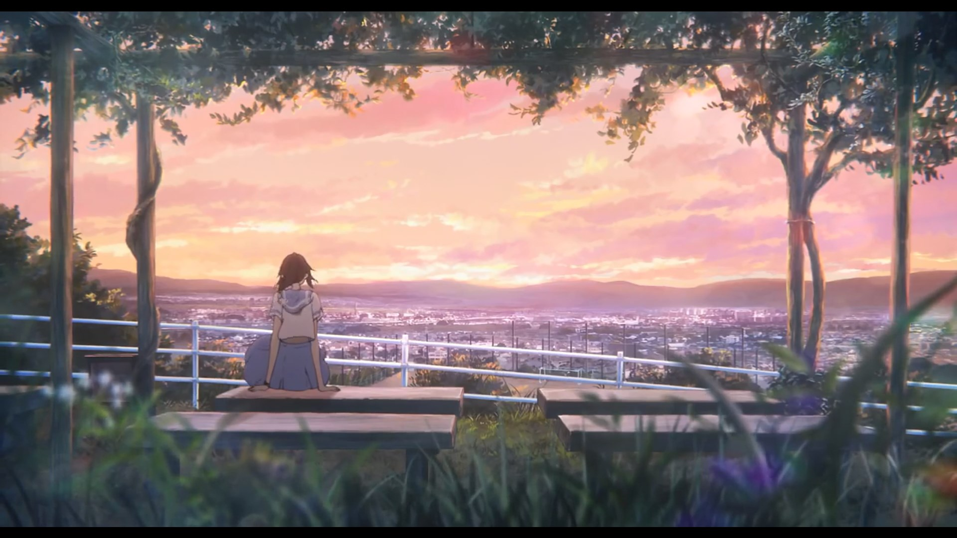 A New Step For A Silent Voice's Team: Liz And The Blue ...