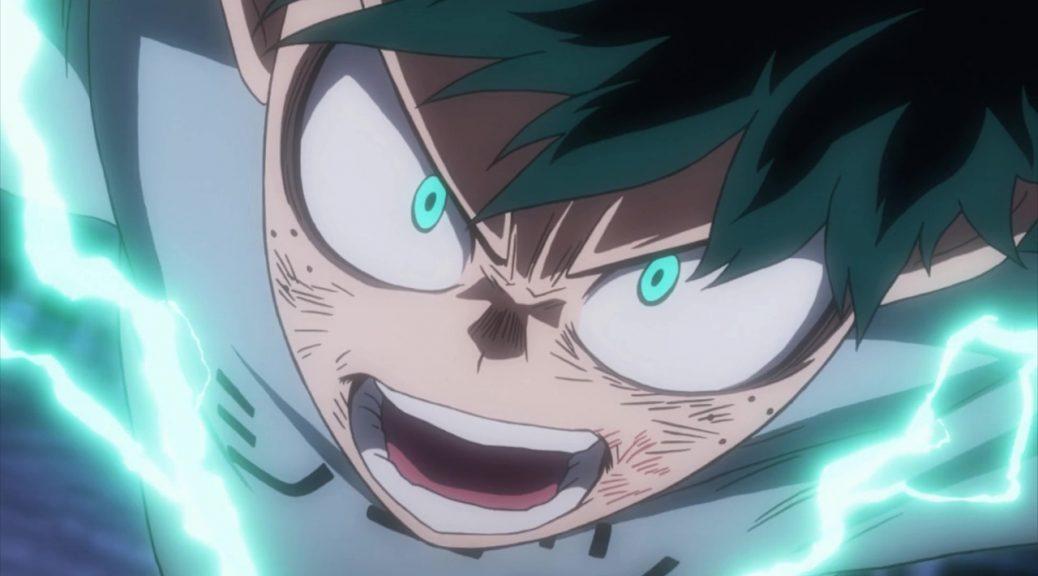 My Hero Academia 61 (And General Season 3) – Production