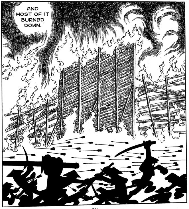 Dororo A Swordman S Journey Through History Sakuga Blog
