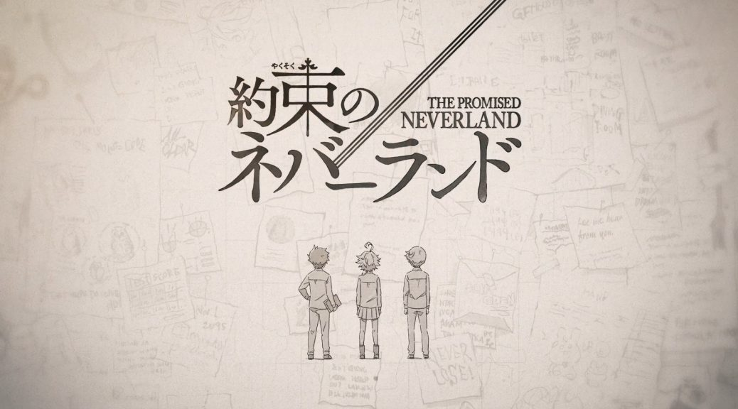 The Promised Neverland Production Notes 07-12 And Final