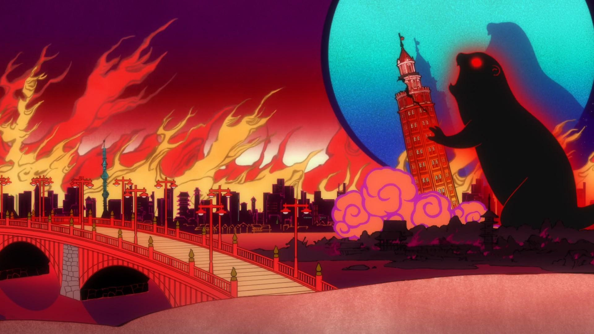 561c8e5848 Key Animation: Tomomi Kawatsuma, Mayu Gushiken, Shoushi Ishikawa, Yukari  Takano, Tomoki Kouda, ...