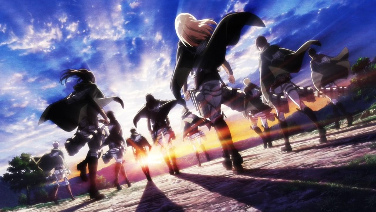 Attack On Titan At Its Wit S End Sakuga Blog