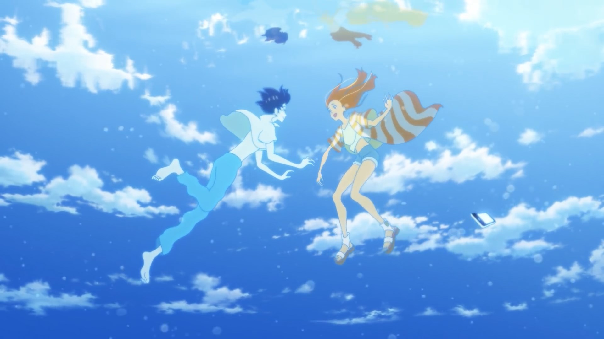 Masaaki Yuasa And Science Saru At Their Most Sincere: Ride