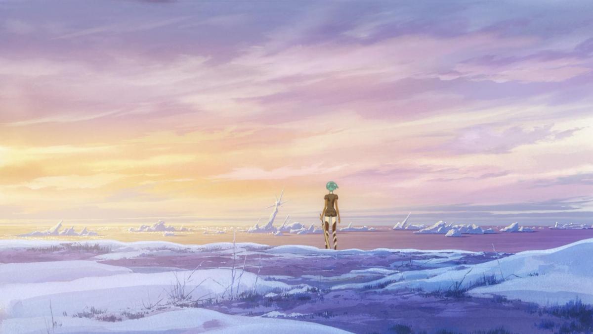 Land of the Lustrous / Houseki no Kuni Production Notes 7 ...